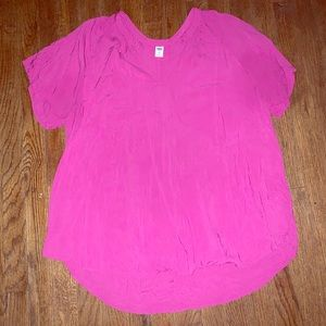 XL Old navy float short sleeved top!